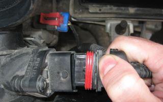 Признаки неисправности дмрв на lada kalina и granta: как проверить и почистить датчик воздуха