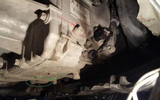 Замена масла в вариаторе хонда фит своими руками: пошаговая инструкция