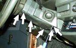 Руководство по ремонту и замене замка зажигания на автомобиле ваз 2109