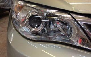 Причины неисправной работы фары автомобиля: варианты, фото и видео