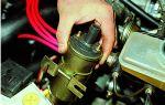 Признаки неисправности катушки зажигания ваз 2109 инжектор и карбюратор, проверка и ремонт узла
