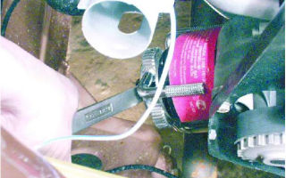 Замена масла в двигателе ваз 2108, 2109, 21099