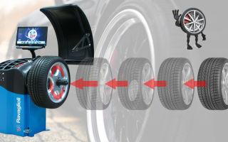 Описание балансировки колес авто: способы и сам процесс проведения своими руками