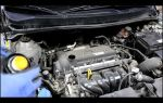 Замена масла в двигателе hyundai solaris 1.6