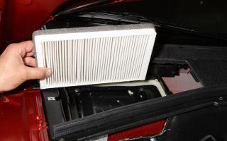 Пошаговая замена салонного фильтра шевроле нива: инструкции, фото и видео