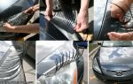 Как сделать светодиодные реснички на фары и ресницы из пластика своими руками: инструкция и видео
