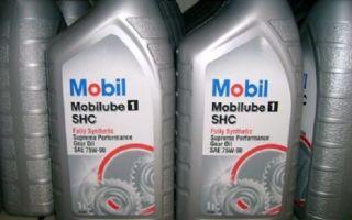 Обзор трансмиссионного масла mobil 75w-90: особенности, фото и видео