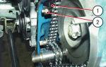 Подробная поэтапная инструкция, как натянуть цепь на ваз 2107, видео