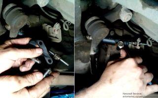 Как прокачать сцепление на ваз 2107 своими руками: инструкции, фото и видео