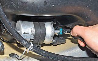 Замена топливного фильтра на volkswagen polo sedan (инструкция)