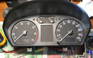 Неисправности и ремонт панели приборов, инструкция по снятию и замене щитка