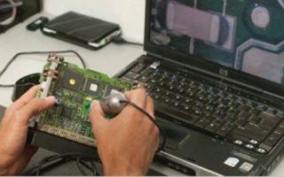 Руководство по проверке, ремонту и замене блока управления двигателем