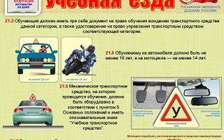 Правила езды на автомобиле в ночное время: пошаговая инструкция