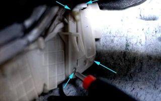 Замена салонного фильтра мазда 3: пошаговая инструкция, фото и видео