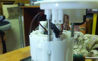 Инструкция по замене топливного фильтра на hyundai solaris (есть видео)
