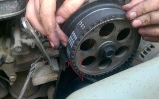 Замена ремня грм 8 клапанов на lada kalina: инструкции, фото- и видеообзор