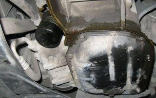Почему выдавливает масло из-под фильтра: причины, фото- и видеообзор