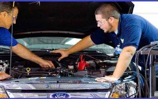Ремонт и обслуживание автомобилей ford своими руками