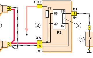 На ваз 2107 не работает звуковой сигнал: почему пропал, схема, как сделать гудок