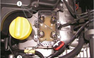 Диагностика, ремонт и замена замка, катушки и модуля зажигания на lada granta и largus