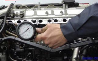 Определяем компрессию в двигателе автомобиля ваз 2114 (8 клапанов)