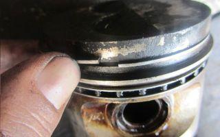 Замена колец на ваз 2109 своими руками: поэтапная инструкция с фото