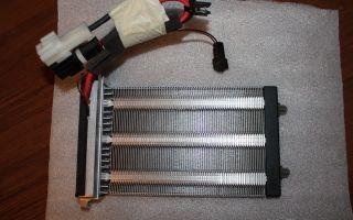 Воздушный, электрический и другие отопители салона автомобиля: как работает автомобильная печка