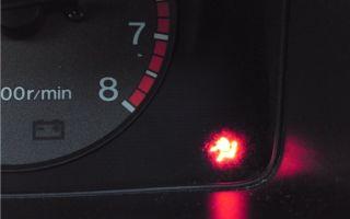 Причины загорания индикатора подушки безопасности на панели ford escape