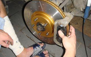 Причины постоянной работы вентилятора и нагревания тормозных дисков volvo