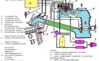 Инжекторная система подачи (впрыска) топлива бензиновых и дизельных двигателей: что такое джетроник