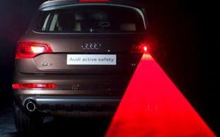 Противотуманный лазерный стоп-сигнал на автомобиль: установка и отзывы пользователей