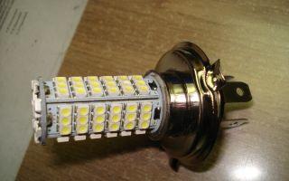 Светодиодные лампы ближнего света для автомобиля: все, что следует знать водителю