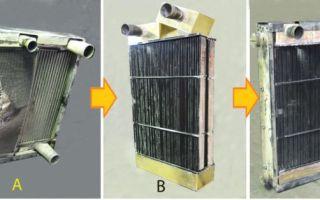 Инструкция по ремонту и чистке радиатора кондиционера автомобиля своими руками