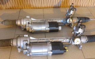 Установка электроусилителя руля на ваз 2110: как установить эур и гур, ремонт рейки гидроусилителя