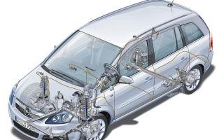 Ремонт и обслуживание автомобилей opel zafira своими руками