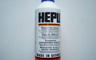 Обзор антифризов серии hepu: разнообразие, плюсы и отзывы автовладельцев