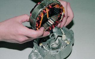 Ремонт и замена генератор своими руками