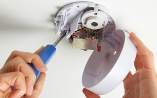 Ремонт и замена система безопасности своими руками