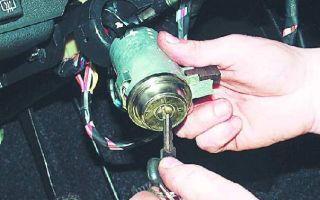 Детальное руководство по выбору и замене замка зажигания на ваз 2105