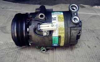 Компрессор кондиционера на opel (astra h, vectra, zafira): неисправности муфты и ремонт