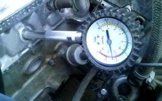 Как правильно замерить компрессию в цилиндрах двигателя на ваз 2106?
