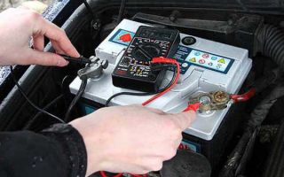 Детальная инструкция, как проверить аккумулятор автомобиля, видео