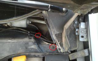 Описание топливного фильтра автомобиля opel zafira: фото и замена
