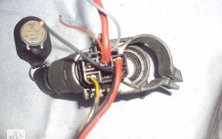 Ремонт и замена трамблера, катушки и замка зажигания volkswagen passat b3, b5