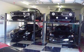 Как должен выглядеть хороший гараж для автомобиля: фото- и видеообзор