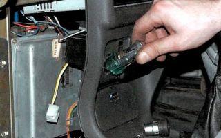 Почему не работает прикуриватель на ваз 2114, как произвести ремонт и замену?
