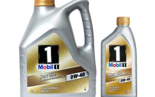 Обзор моторного масла марки mobil 1 0w-40: характеристики и отзывы