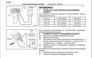 Общая информация о дмрв на lada priora, инструкция по проверке и ремонту датчика
