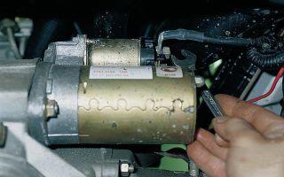 Замена и ремонт стартера ваз 2107 своими руками с фото и видео: где он находится и как его снять и поменять, используя схему подключения