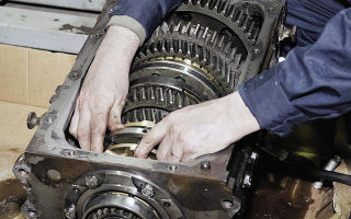 Обслуживание и советы по ремонту системы смазки кпп